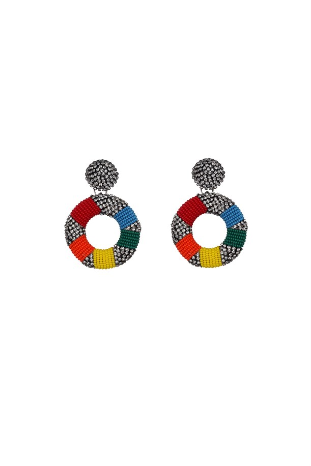 Colorful Earring